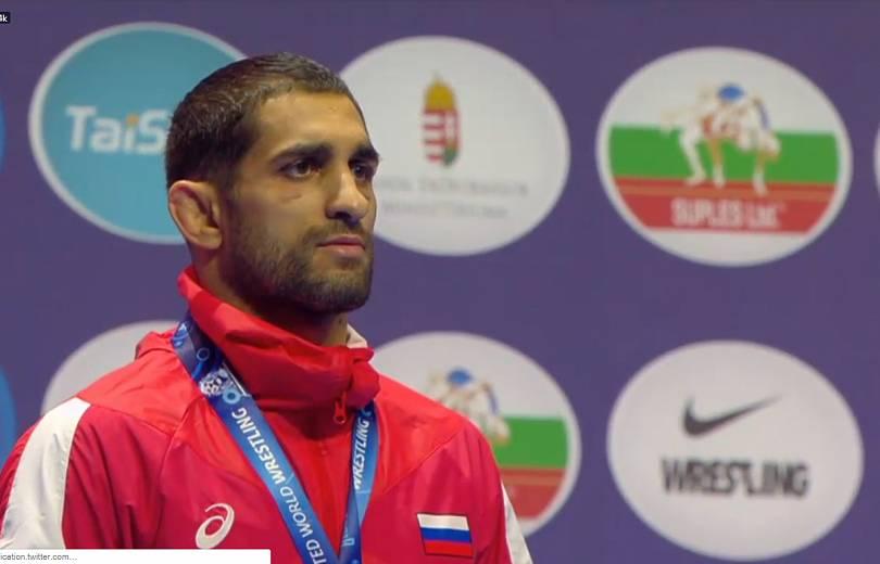 Ըմբիշ Ստեփան Մարյանյանը դարձավ աշխարհի չեմպիոն:ՌԴ հավաքականի կազմում .