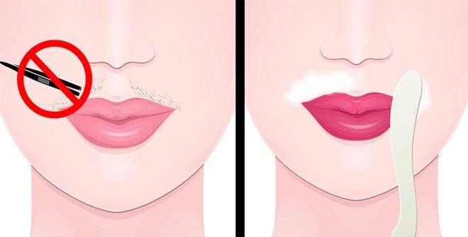 Ինչպե՞ս ազատվել դեմքի մազերից բնական ճանապարհով