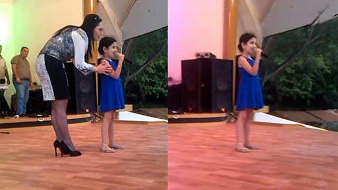 Շուշան Փաշինյանը երգում է՝ Ադելի բավականին բարդ երգերից մեկը (Տեսանյութ)