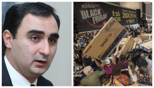 55 000 դրամանոց ապրանքը վաճառվել է 60 000-ով․ Հայկական «Սև ուրբաթ»․ Բաբկեն Պիպոյան