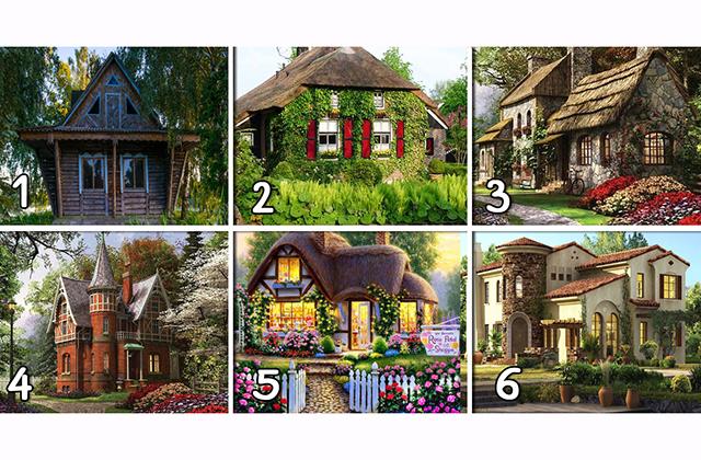 Թեստ․Ընտրեք տներից մեկը. ձեր ընտրությունը կպատմի բնավորության առանձնահատկությունների մասին
