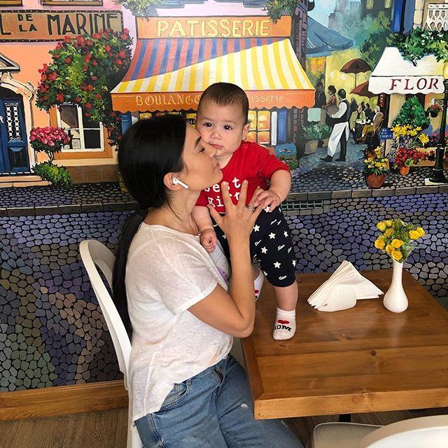 Անահիս Սարդարյանը իր որդու լուսանկարներն է հրապարակել