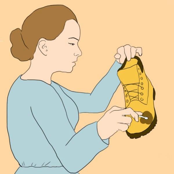10 եղանակներ կոշիկները մաքուր և թարմ պահելու համար