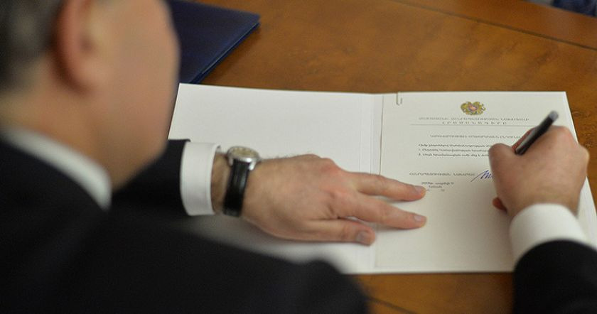 Համաներում հայտարարելու մասին օրենքը Արմեն Սարգսյանը ստորագրել է․