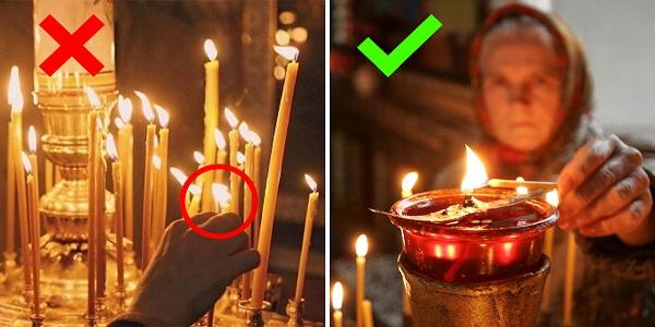 Մեկ այլ մարդու վառվող մոմից ինչո՞ւ չի կարելի մոմ վառել․ Դա շատ պարզ և հիմնավոր պատճառ ունի
