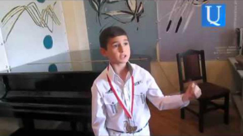 Թուրքիայի դրոշի տակ 10-ամյա Համբարձումը հաղթել է՝պատմական հայրենիքը հետ վերցնելու մասին երգով․Տեսանյութ