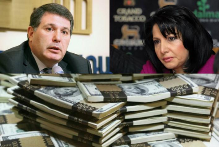 Գործարար Սիլվա Համբարձումյանն պնդում է, որ ԱԺ պատգամավոր Արամ Հարությունյանին, 14 մլն դոլար կաշառք է տվել ․գործում կա  ևս երեք հոգի ․