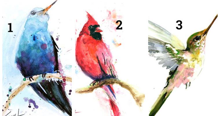 Թեստ․ Ընտրեք թռչունին և ստացեք հաղորդագրություն ձեր հոգևոր առաջնորդի կողմից