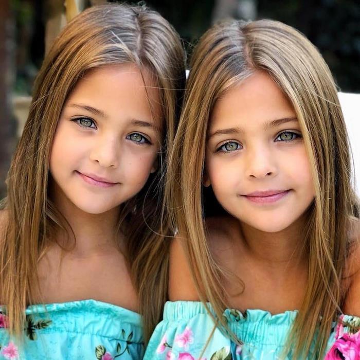 Երկվորյակ քույրեր որոնց 7 տարեկանում ամենագեղեցիկ էին համարում․ ահա թե ինչպիսի տեսք ունեն նրանք հիմա