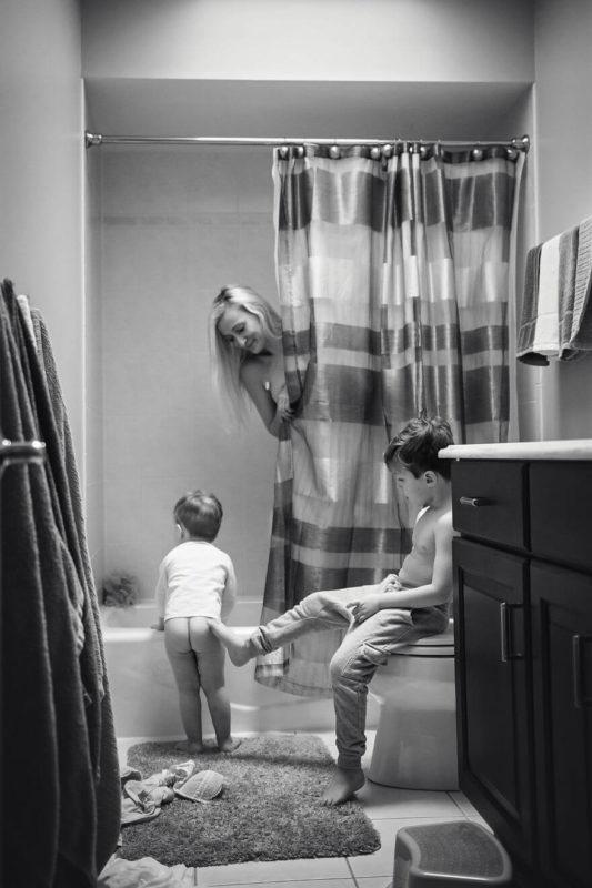 13 լուսանակարներ, թե ինչ է նշանակում լինել մայր