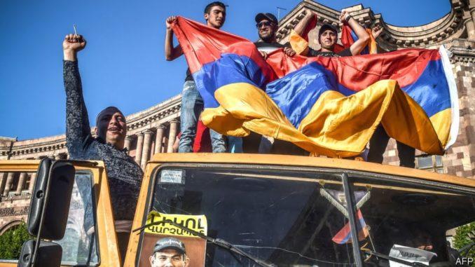 Հայաստանը տարվա երկիր է ճանաչվել ըստ The Economist-ի