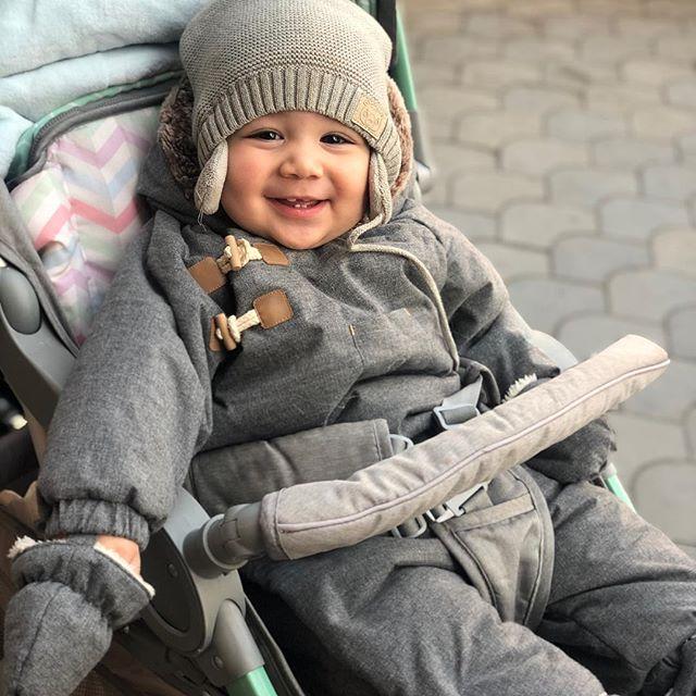 Անաիս Սարդարյանի որդին մեկ տարեկան է. «Ինչ լավ է, որ դու կաս».