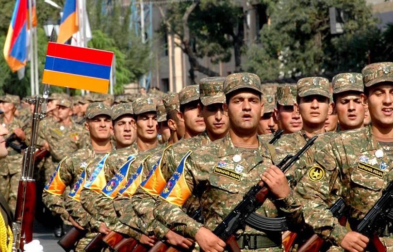 Հայկական պետության պարծանք, ուժ ու հպարտություն` Հայոց բանակ, տոնդ շնորհավոր