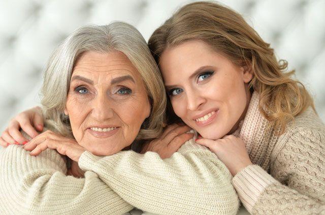 Կա ավելի լավ զգացողություն, քան երբ մայրիկիդ կողքին ես, մայրիկիդ գրկում ես