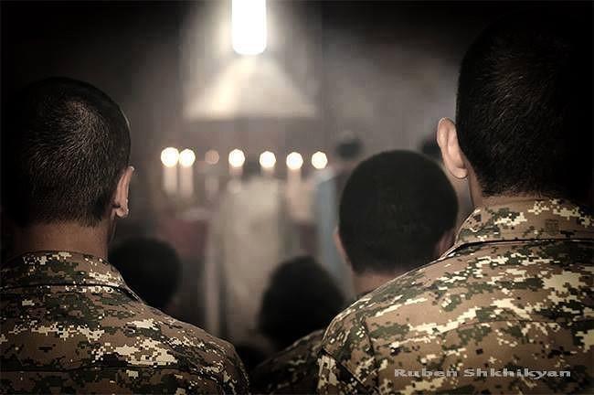 Հայ զինվորի աղոթքը