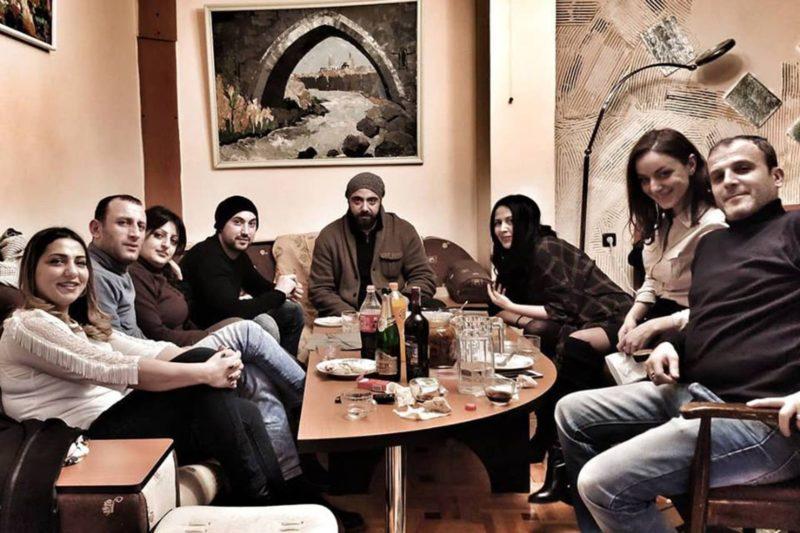 Արաքսյա Մելիքյանի 35-ամյակը և անակընկալ հյուրերը