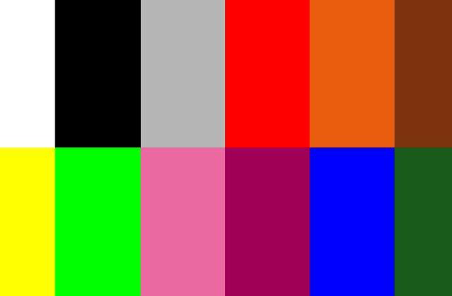 Գույները և մեր նախասիրությունները