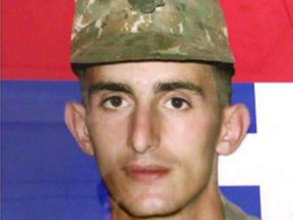 Ապրիլյան պատերազմի ժամանակզոհված զինծառայող, դիպուկահար Գրիգոր Հարությունյանը այսօր կդառնար 22 տարեկան