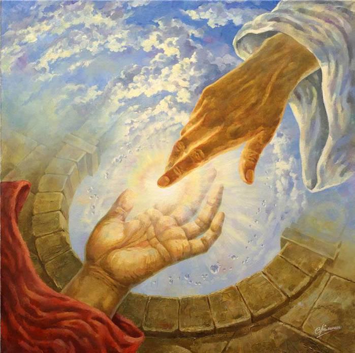 Հավերժի Աստված և բոլորի արարիչ, որ այս օրից սկսած ստեղծեցիր երկինքն ու երկիրը