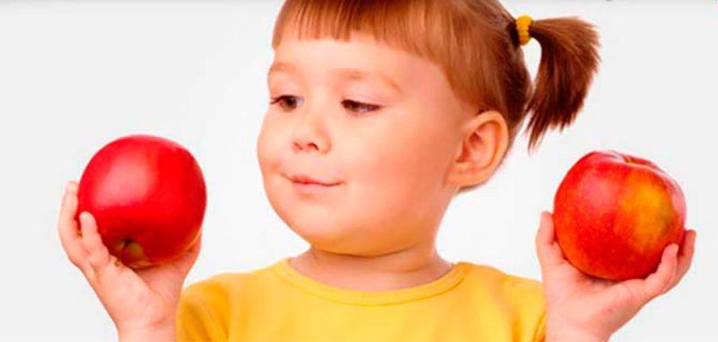 Հուզիչ պատմություն մոր, դստեր և խնձորի մասին.