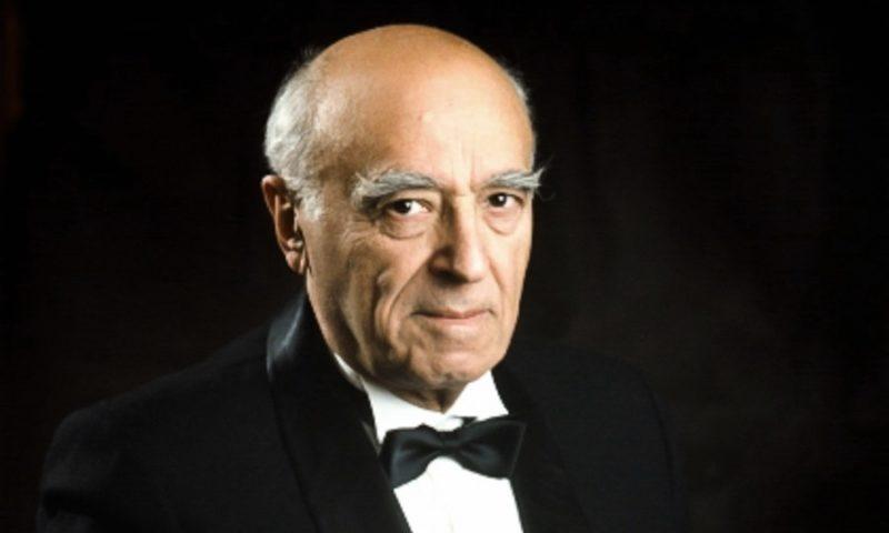 Մահացել է խորհրդային դերասան, ԽՍՀՄ ժողովրդական արտիստ և Հայրենական մեծ պատերազմի վետերան Վլադիմիր Էտուշը