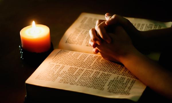 Աղոթք. Տեր իմ քոնն եմ և հույսս դու ես, և քեզնից եմ ակնկալում արձակվել հանցանքներիս կապանքից