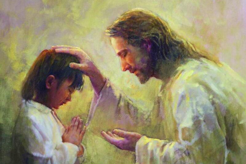 Աղոթք. Տե՛ր, Քո առատ ողորմությամբ մխիթարի՛ր մեզ այս կյանքում և առաջնորդելով հասցրու երկնքի անճառ արքայությունդ