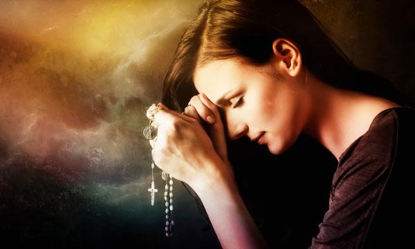Աղոթք. Տեր, և հույսս դու ես, և քեզնից եմ ակնկալում արձակվել հանցանքներիս կապանքից