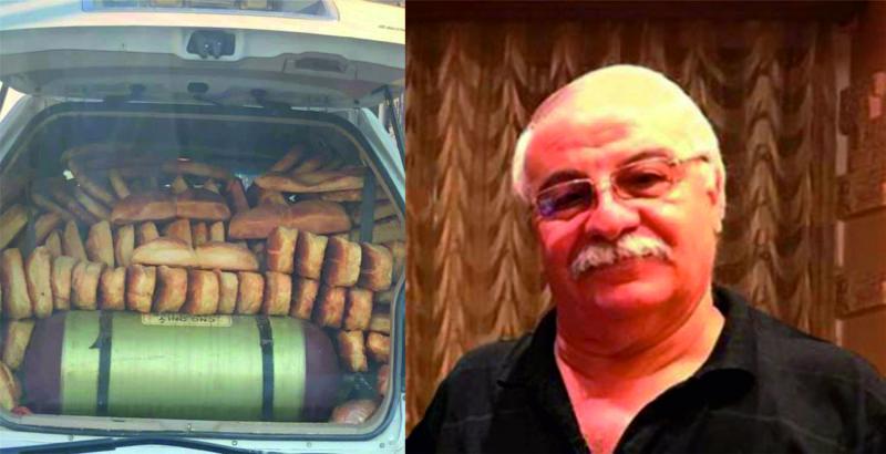 Արտավազդ Եղոյան. Երևում է հաց գնելիս պիտի հարցնենք ով և ինչպես է այն տեղափոխում։ Ու դեռ հարց է թէ, ինչ պայմաններում է այն արտադրվում