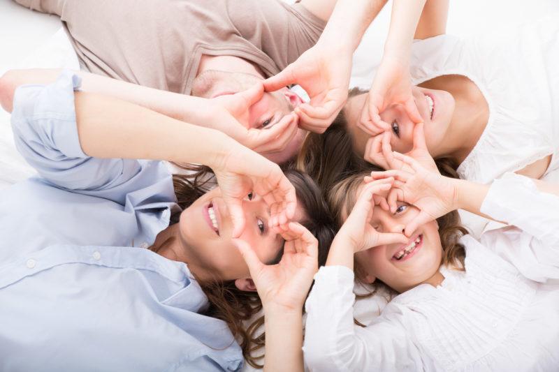 Արտահայտություններ, որոնք ավելի հաճախ են ասվում երջանիկ ընտանիքներում. «Ես սիրում եմ քեզ»,  «Այո, սիրելիս», «Ես համաձայն եմ քեզ հետ».