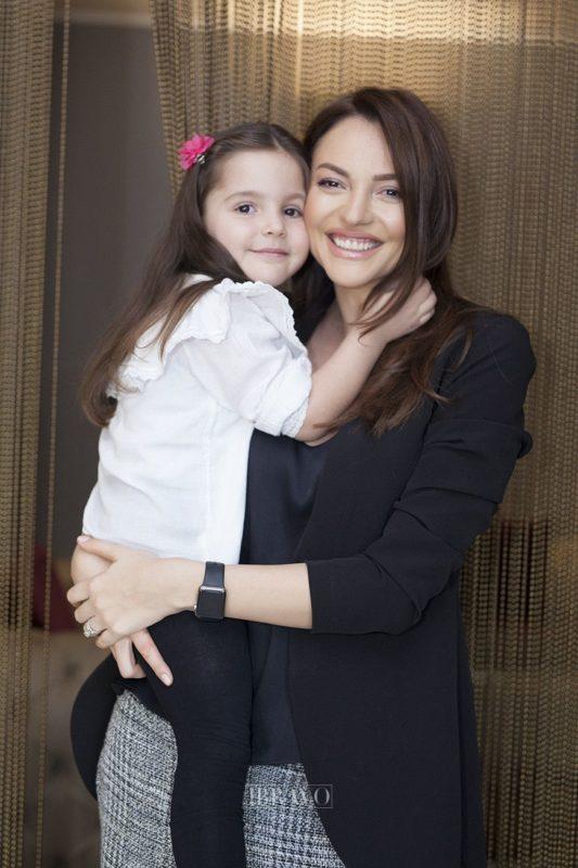 Լուսինե Թովմասյան. Փորձում եմ լինել Արիանայի լավագույն ընկերը, ինչպես մայրս է ինձ համար