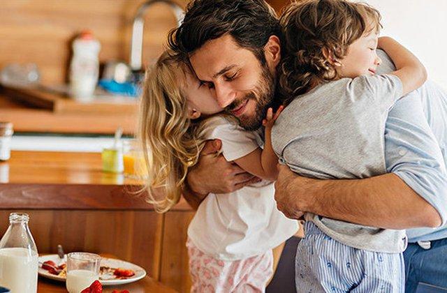 Ինչպե՞ս նախապես իմանալ ձեր զուգընկերոջ ապագա արարքների մասին, ինչպե՞ս իմանալ, թե ինչպիսի հայր կլինի նա.