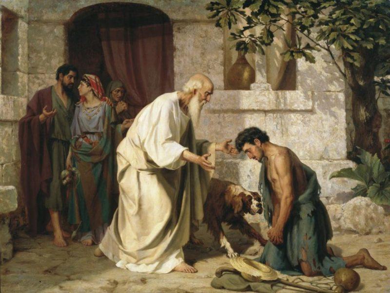 Մարտի 17, 2019թ.. Անառակի կիրակի. Ինչպես հայրն է անառակ որդուն ընդունում, նույն կերպ էլ Աստված է իր գիրկն առնում զղջացող մեղավորին.