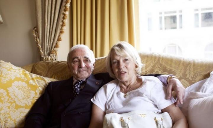 Շառլ Ազնավուր. Կորած է այն մարդը, որ հենարան չունի: Իմ հենարանը իմ ընտանիքն էր՝ մայրս, հայրս, քույրս…