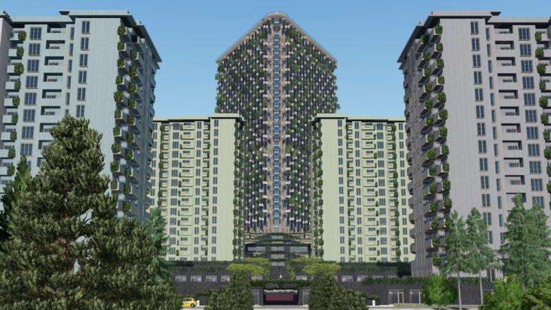Արսեն Քարամյան.«Վերածնունդ» ավանը այսպիսին է լինելու, այնտեղ կկառուցվի Երևանի ամենաբարձրահարկ՝ 32 հարկանի շենքը.