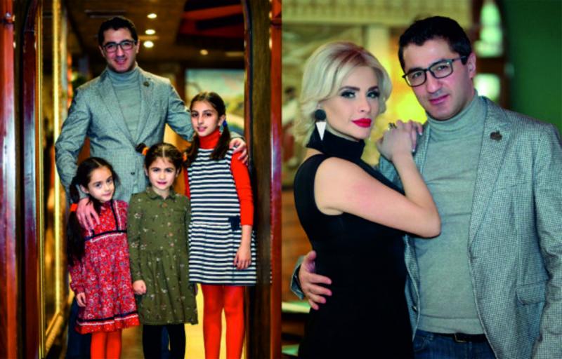 Շատ գեղեցիկ երգ. Կատարում են Սարգիս Գրիգորյանի 3 աղջիկները, երգը նվիրում են իրենց հայրիկին.