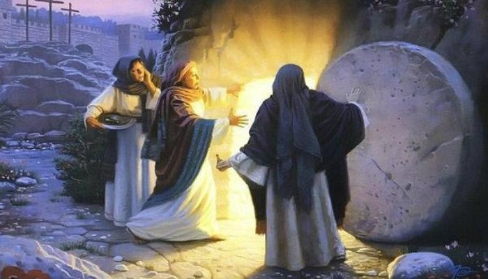 Սբ. Հարության տոն. Քրիստոս յարեաւ ի մեռելոց:  Օրհնեալ է յարութիւնն Քրիստոսի