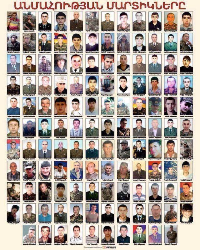 Ստյոպա Սաֆարյան. Մեր այս եղբայրների դեմքերը, անունները, սխրանքն ու մարտիրոսությունը մոռանալու իրավունք չունենք