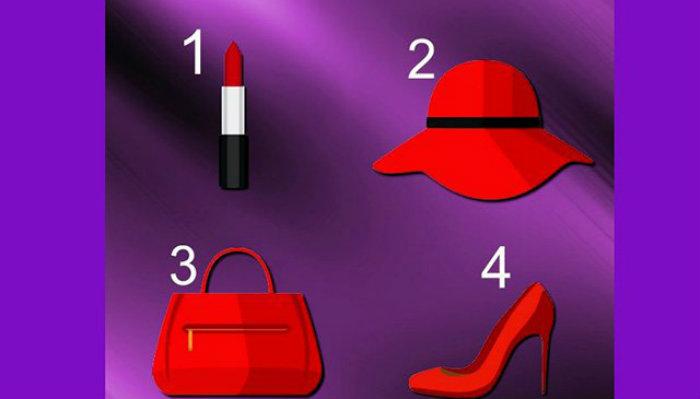 Թեստ. Ընտրեք կարմիր առարկան և պարզեք ինչպե՞ս եք դուք ձեզ պահում կոնֆլիկտի գոտում