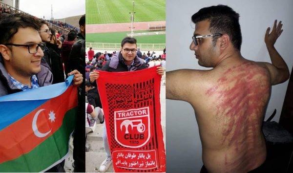 Իրանի ոստիկանները պլետի հարվածներով պատժել են ադրբեջանցիներին Հայաստանի դրոշը այրելու համար