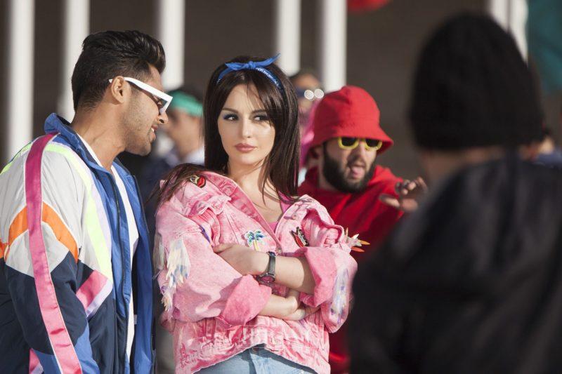 Հնդկական նոր երգի տեսահոլովակում Ժաննա Բուտուլյանն հնդկուհու դերում է հանդես գալիս