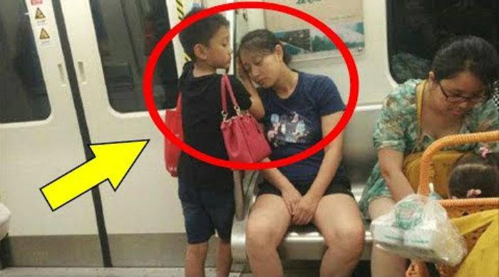 Երեխայի սերը մոր հանդեպ կարող է այնքան ուժգին լինել, որքան մայրական սերն է. Այս տղայի արարքը դա է ապացուցում