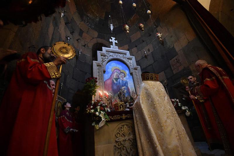 Հանրապետության նախագահ Արմեն Սարգսյանի շնորհավորանքը Քրիստոսի hրաշափառ Հարության տոնի առթիվ
