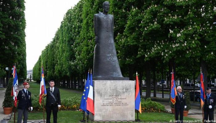 Առաջին անգամ Ֆրանսիայում անց է կացվել համազգային հիշատակի օր՝ Հայոց ցեղասպանության հիշատակին նվիրված