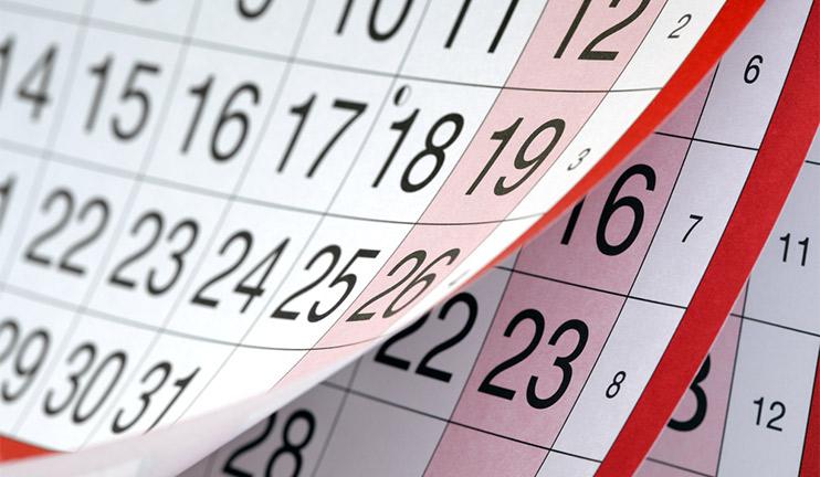 Մայիս ամսվա տոները և ոչ աշխատանքային օրերը
