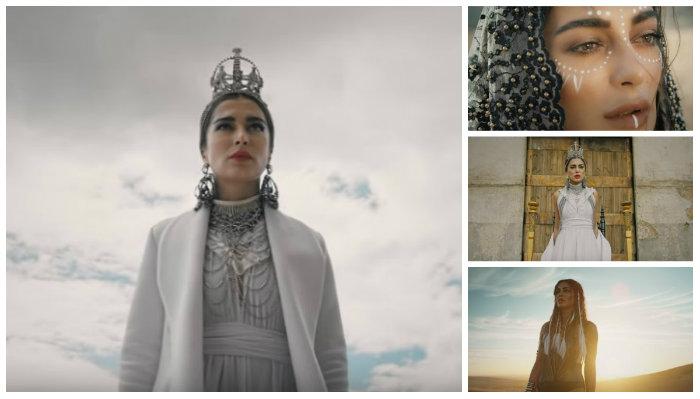 Իվետա Մուկուչյան ''UNITED''... ''The Journey Of A Woman'' (տեսանյութ)