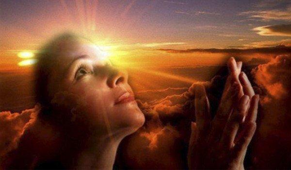 Աղոթք. Ամեն ինչով մեղավորս ընկնում եմ քո առջև և աղաչում իբրև նույն ինքը` քեզնից մարմնացածը, բարեխոսիր ինձ համար Բան Աստծու առջև