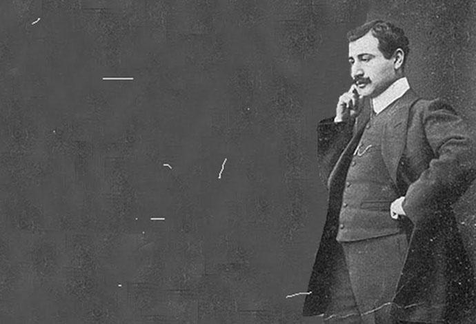 Ապրիլի 20-ը 20-րդ դարի արևմտահայ բանաստեղծ Դանիել Վարուժանի ծննդյան օրն է