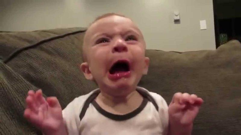 Երեխան առաջին անգամ փորձում է ուտել կիտրոն. Տեսանյութ, որ պայթեցրել է համացանցը.