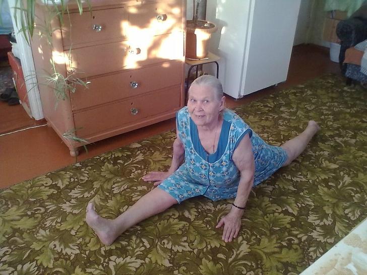 Տարեց մարդիկ կարող են զարմացնել՝ Լուսանկարներ